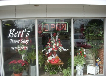 Hampton florist Bert's Flower Shop