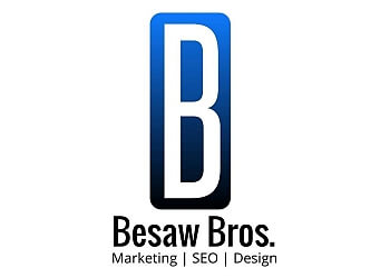 Salinas web designer Besaw Bros. Marketing