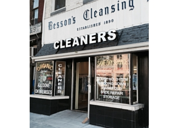 Washington dry cleaner Besson's Cleansing