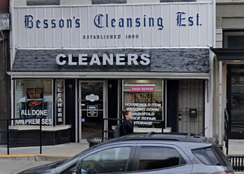 Washington dry cleaner Besson's Cleansing Inc.