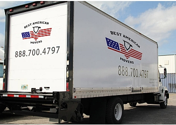 Hollywood moving company Best American Movers