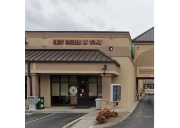 Knoxville bagel shop Best Bagels & Deli