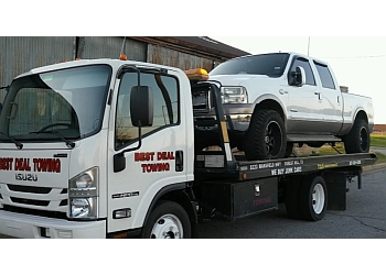 Fort Worth towing company Best Deal Towing