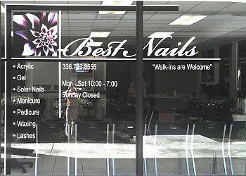 Winston Salem nail salon Best Nails