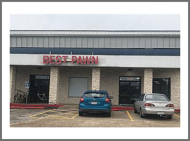 Austin pawn shop Best Pawn Austin