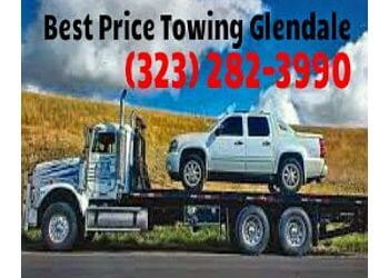 Glendale towing company Best Price Glendale Towing