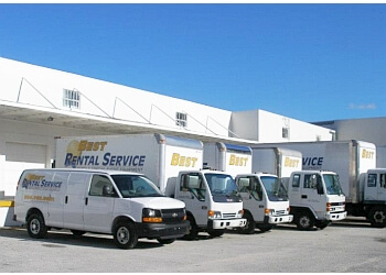 Fort Lauderdale event rental company Best Rental Service