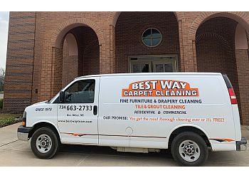 Ann Arbor carpet cleaner Best Way Carpet Cleaning