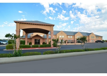 Abilene hotel Best Western Abilene & Suites