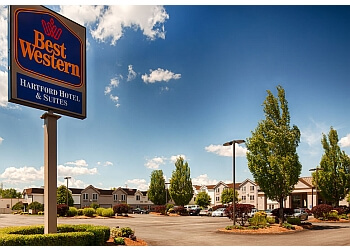 Hartford hotel Best Western Hartford Hotel & Suites