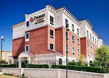 Denton hotel Best Western Premier Crown Chase Inn & Suites