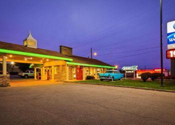 Springfield hotel Best Western Route 66 Rail Haven