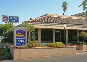 Fresno hotel Best Western Village Inn