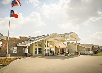 Fort Worth assisted living facility Bethesda Gardens