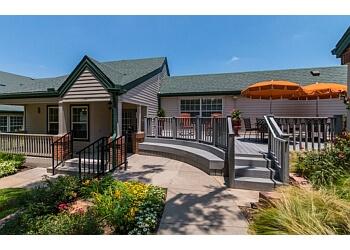 Arlington assisted living facility Bethesda Gardens Assisted Living