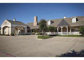 Frisco assisted living facility Bethesda Gardens Frisco