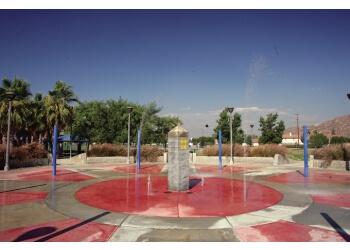 Moreno Valley public park Bethune Park