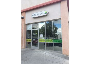 Bakersfield vegetarian restaurant Better Bowls