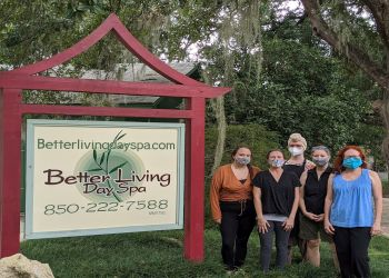 Tallahassee spa Better Living Day Spa
