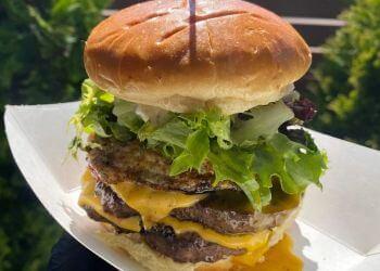 Cleveland food truck Betty's Bomb Ass Burgers