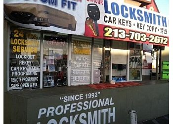 Los Angeles 24 hour locksmith Beverly Locksmith