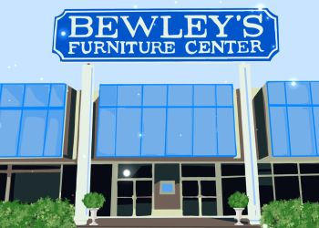 Shreveport furniture store Bewley's Furniture Center