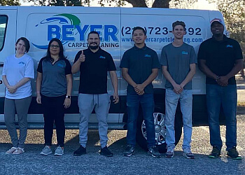 San Antonio carpet cleaner Beyer Carpet Cleaning