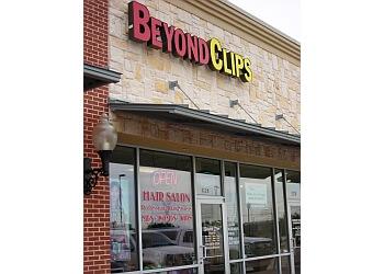 Plano hair salon Beyond Clips