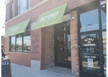Detroit juice bar Beyond Juicery + Eatery