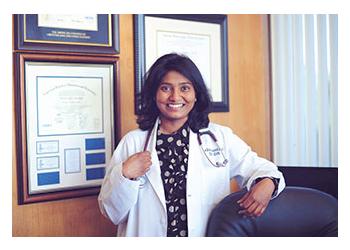 Stockton gynecologist Bhagya Nakka, MD, FACOG