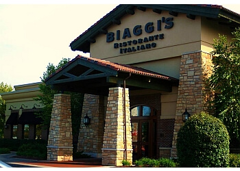 Evansville italian restaurant Biaggi's
