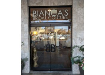 Modesto bridal shop Bianca's Bridal Couture