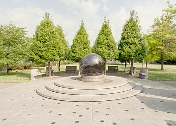 Nashville public park Bicentennial Capitol Mall State Park