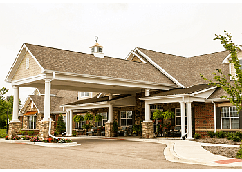 Aurora assisted living facility Bickford of Aurora