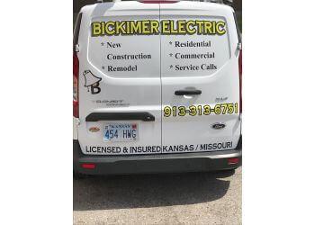 Overland Park electrician Bickimer Electric, LLC