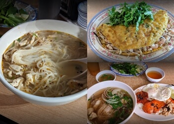 Knoxville vietnamese restaurant Bida Saigon