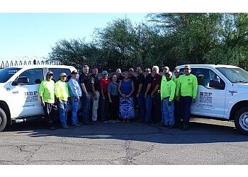 Phoenix fencing contractor Biddle & Brown Fence Company