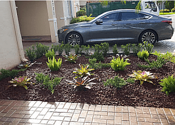 Hialeah lawn care service Big All In One Landscape Group
