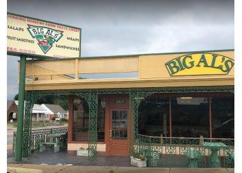Tulsa vegetarian restaurant Big Al's Healthy Foods