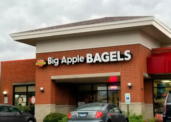 Aurora bagel shop Big Apple Bagels