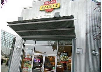 Bellevue bagel shop Big Apple Bagels