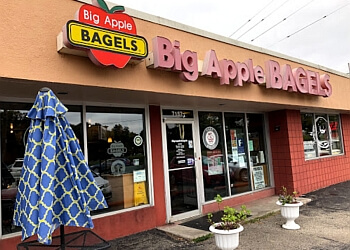 Cincinnati bagel shop Big Apple Bagels