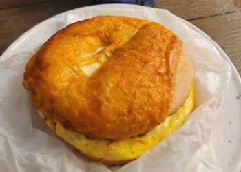 Hayward bagel shop Big Apple Bagels