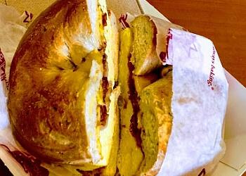 Lansing bagel shop Big Apple Bagels