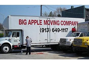 Kansas City moving company Big Apple Moving Company
