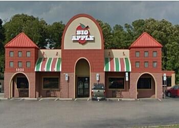Fayetteville sports bar Big Apple Restaurant & Sports Pub