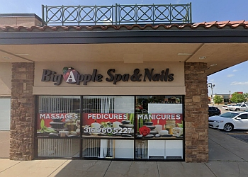 Wichita nail salon Big Apple Spa & Nails