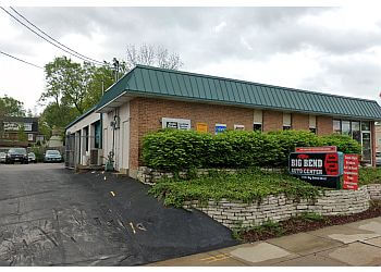 St Louis car repair shop Big Bend Auto Center