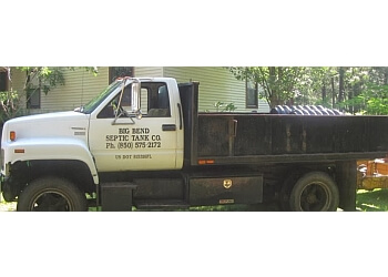 Tallahassee septic tank service Big Bend Septic Tank Co Inc.