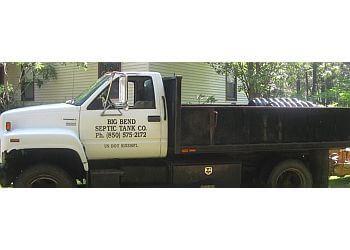 Tallahassee septic tank service Big Bend Septic Tank Co Inc.